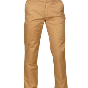 TOMMY HILFIGER trousers light brown (1) STOCK