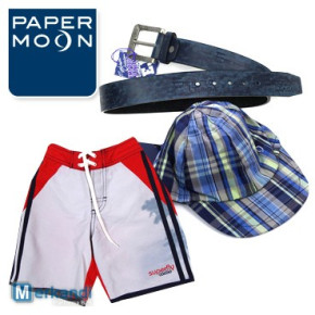 PAPER MOON PLUS wholesale of accessories for kids