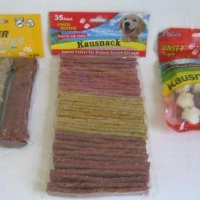 Chewing bones for dogs liquidated stock