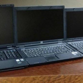 Used HP notebooks wholesale stock