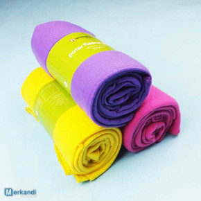 Blanket, polar fleece, approx. 127x152cm, several colors
