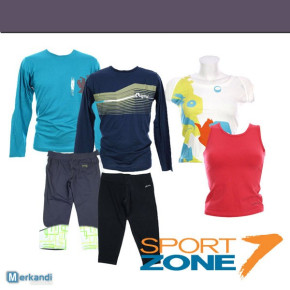 Wholesale of SPORT ZONE clothes for men and women