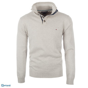 Tommy Hilfiger Men's sweaters BEIGE