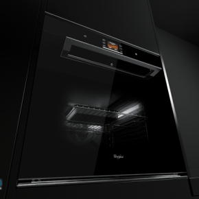 Whirlpool gas stoves, ovens, induction cooking