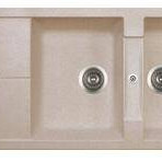 Rieber and Carysil granite sinks wholesale overstock