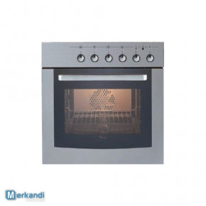 WHIRLPOOL, INDESIT, BRASTEMP new, factory packaged built-in ovens