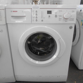 Reconditioned washing machines, washer dryers and dishwashers