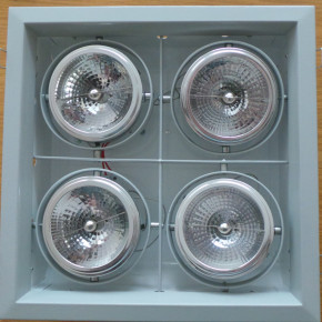 Office ,Shop or Hotel Lighting , Insert Type 4 x 50W