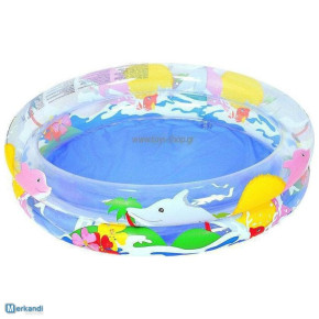 bestway inflatable swimming pool Size: 91 x 20 cm