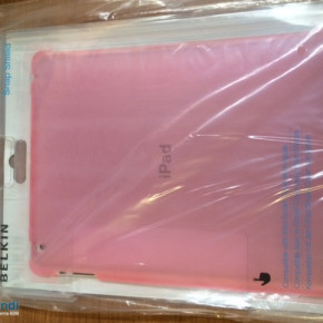 NEW BELKIN IPAD 2 SNAP SHIELD CASE COVER PINK F8N631CWC03