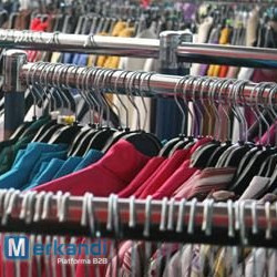 Clothing from famous Italian brands - ends of lines, clearence sale