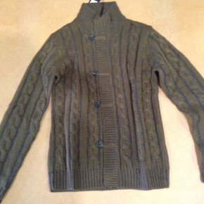Stocks Men sweater Sorbino