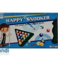 Snooker Set for children including two billiard cues