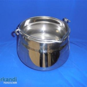 Fish Cauldron stainless 10L BL-1060 16L BL-1061 several