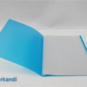 Folder with 10 packet 6 color