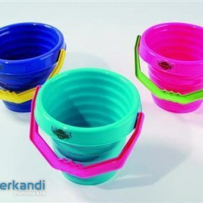 Game big sand bucket 3, 3 L 098 2013, big bucket with building several