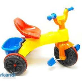 Game tricycle super end. 80x43x55cm
