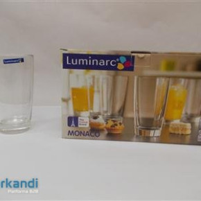 Glass Luminarc 250, 350 ml piece of 6