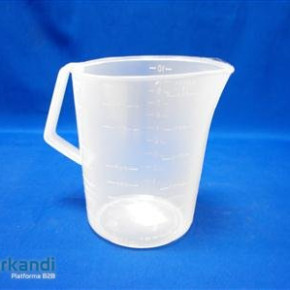 Graduated pitcher 1L plastic