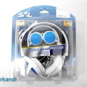Headphone stereo HPH 5 BL, 5 P Several