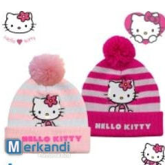 Hello Kitty wholesale winter clothing accessories for children