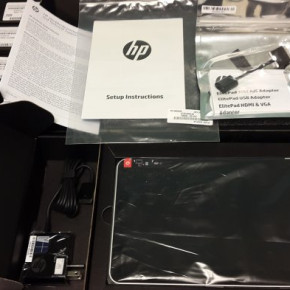 HP Elite Pad Tablets
