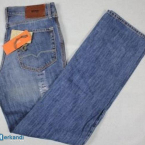 HUGO BOSS trousers outlet excess stock