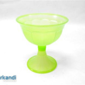 Ice cream cup plastic 3dl, ice cream chalice 12 frilly, 6 frilly csizi