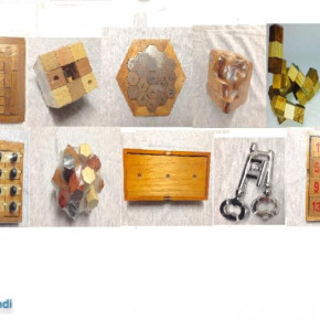 Educational Wooden Games