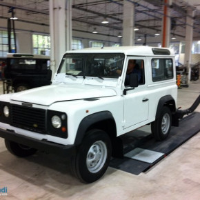 Land Rover Full Refurbished 4x4 Hard Top