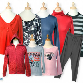 Lot of Clothes Ref. 004