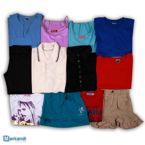 Lot Assorted Clothing Ref. 002
