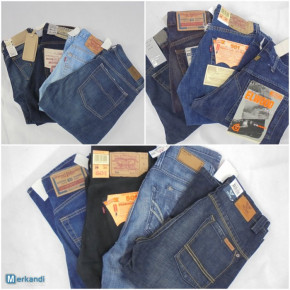 Brand Jeans Mix - Diesel Levis , Pepe Jeans G-Star PME etc.