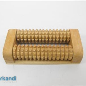 Massager sole 2 roller wooden