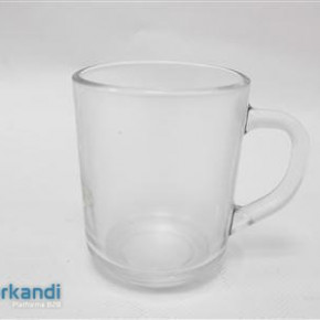 Mug glass 160mlpiece of 6