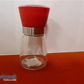 Pepper grinder glass 170ml 12CT251