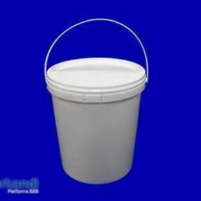 Pickle bucket 5L + cover P 0124