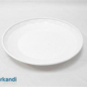 Plate patterns flat plastic, cakes Several
