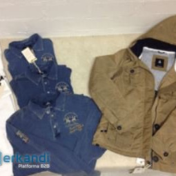 Armani, Tommy Hilfiger, Replay, Lacoste wholesale branded clothing