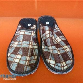 Room slippers man 41-46, woman 36-40 several