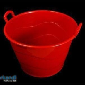 Round tub with ear 50L
