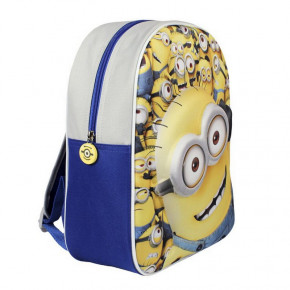Backpack 3D MINIONS - Blue