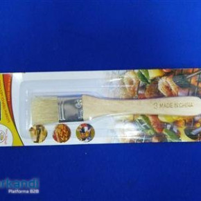 Scone-grill brush woodenhandle