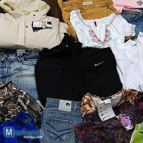 Wholesale used clothing