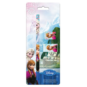 Stationery Set 3 Rooms THE SNOW QUEEN