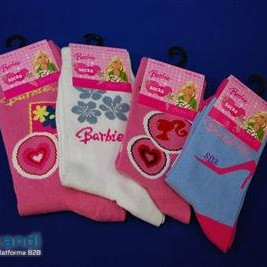 Socks Barbie mixed size