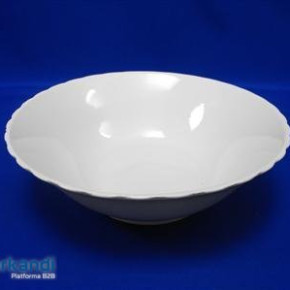 Soup bowl porcelan white 24 cm