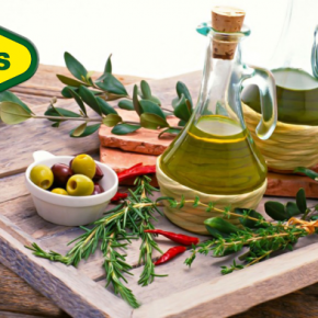 Spanish Pure Olive Oil - Gilvus