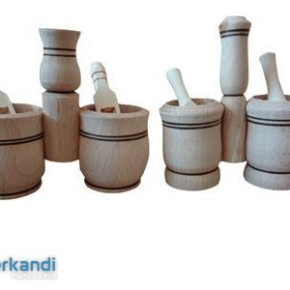 Spice holder wooden part2 simple