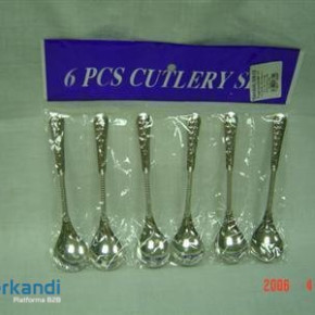 Tea spoon piece of 6
